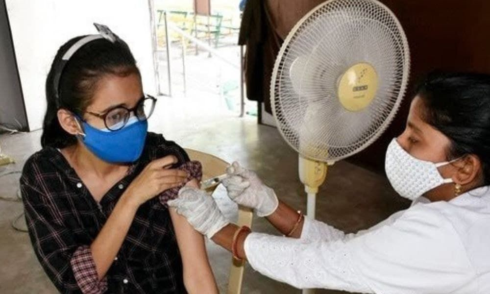 COVID Vaccine At Doorstep For Old And Ailing Residents Of Kolkata