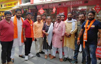 Kranti Sena Conducts Drive In Muzaffarnagar To Ensure No Muslims Apply Henna On Hindu Women