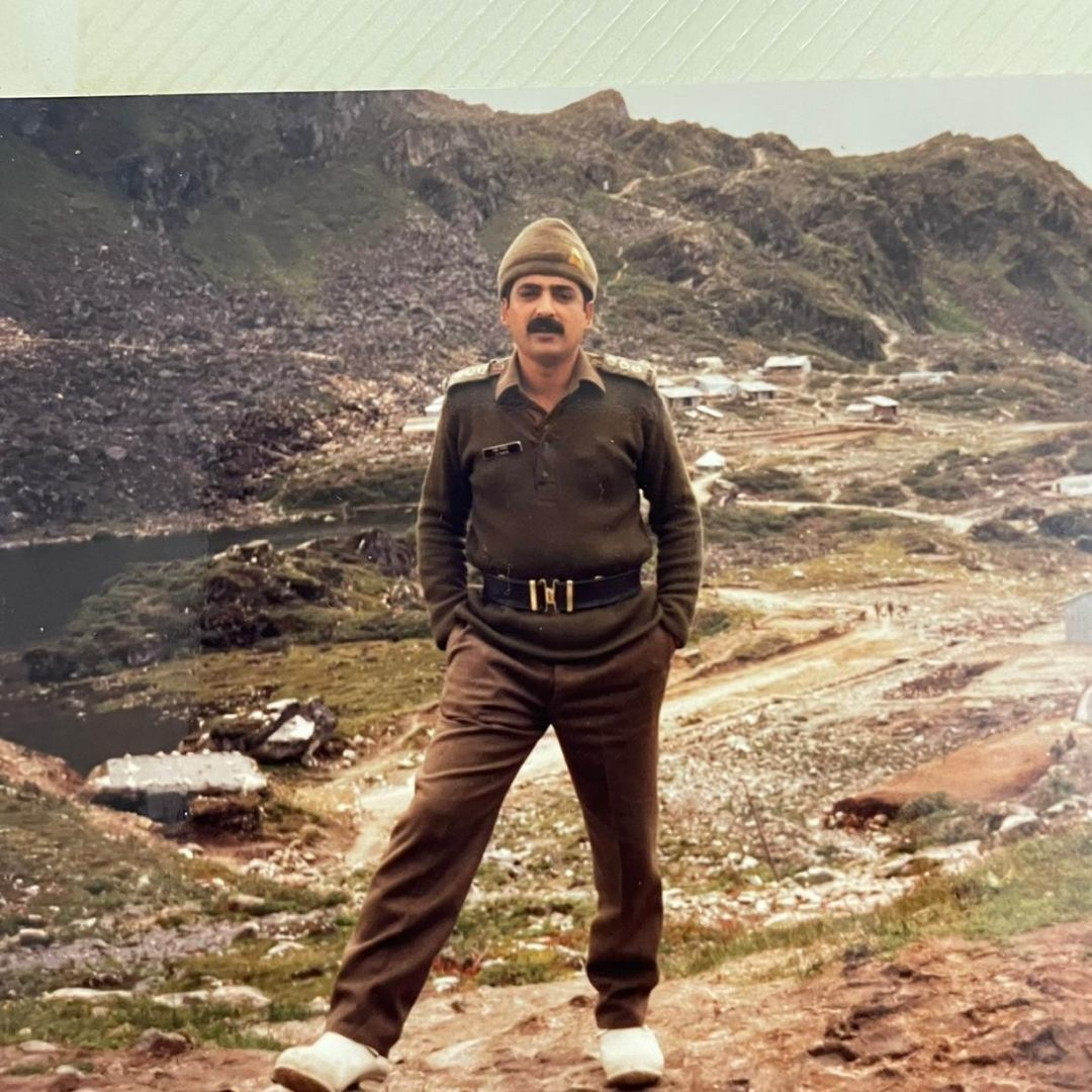 My Story: Indian Army Gave Me The Most Glorious 36 Years Of My Life