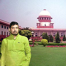 Woman Who Accused MP Atul Rai Of Rape Sets Herself Ablaze In Front Of Supreme Court