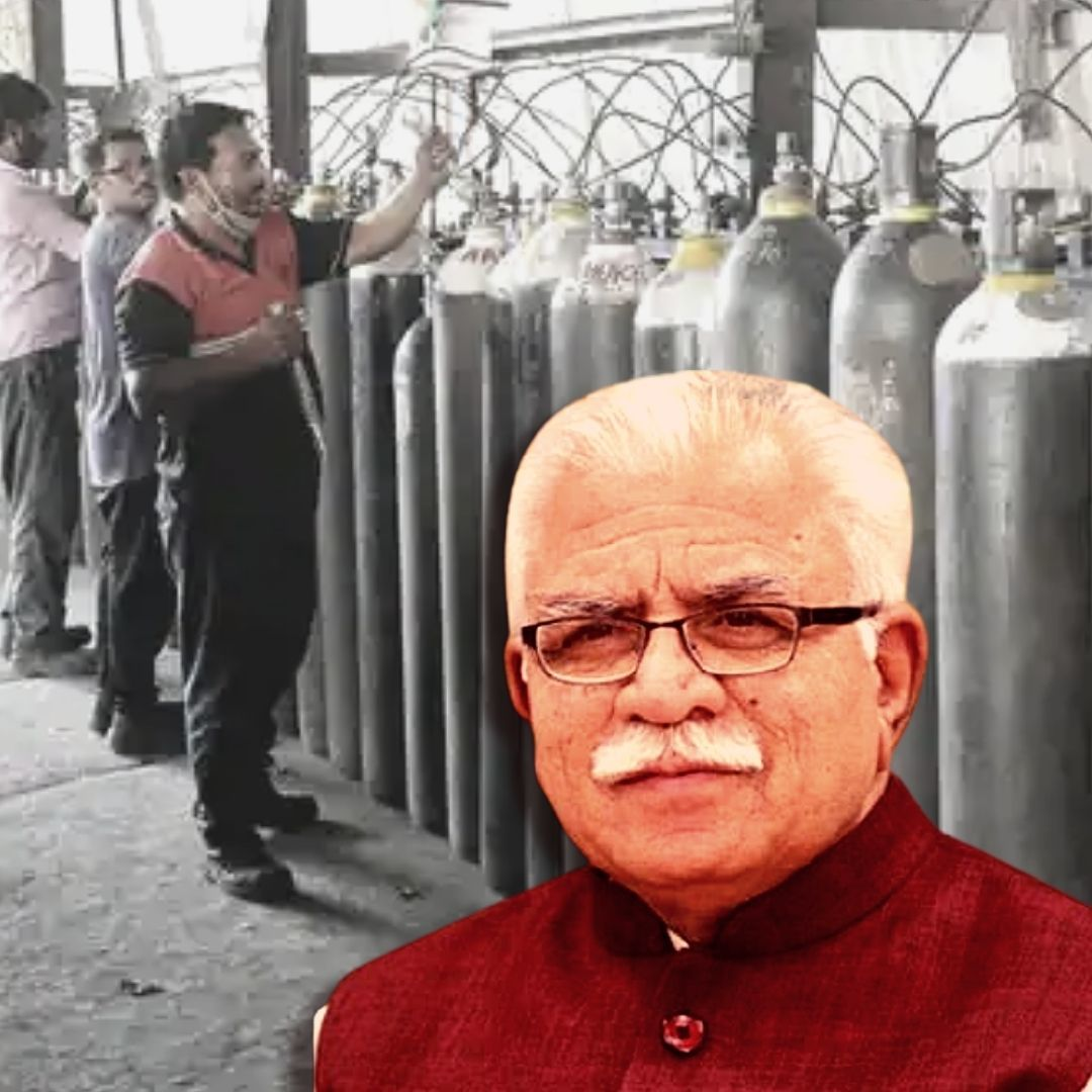 No Deaths Due To Oxygen Shortage Amid COVID Pandemic: Haryana Govt