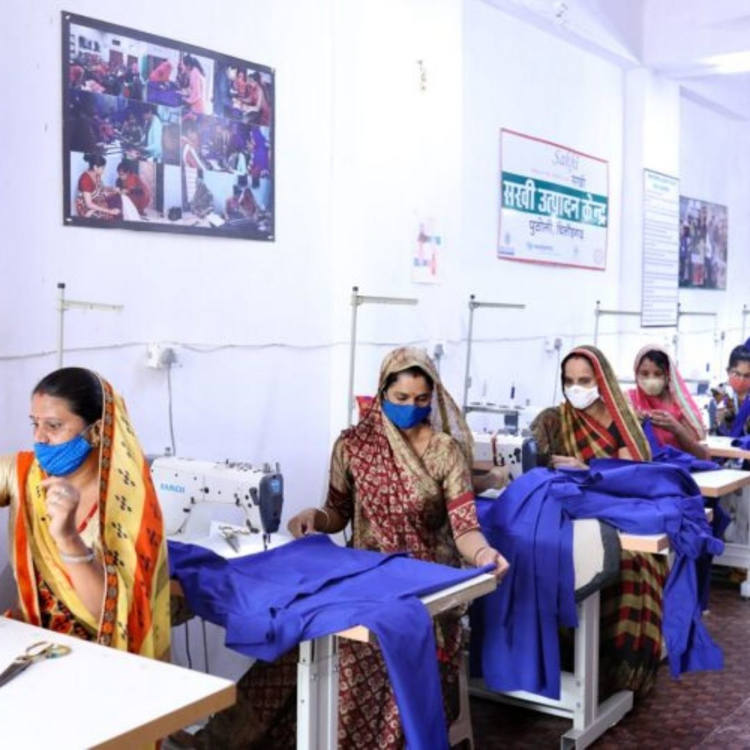 This Women Self Help Group In Rajasthan Is Boosting Rural Economy With Small Scale Agriculture, Textile Units