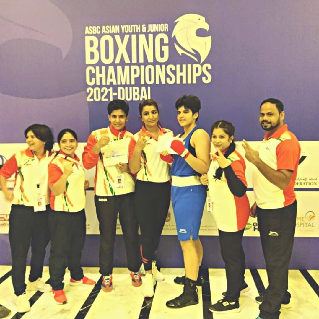 India Bags 39 Medals Including 14 Gold At Asian Youth & Junior Boxing Championships