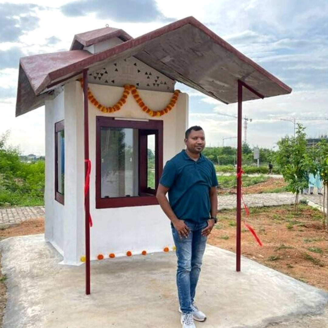 Going Green! IIT Hyderabad Builds Indias First Bio-Brick Building From Agro-Waste