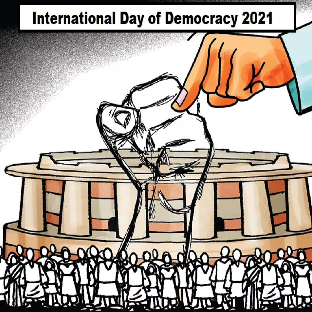 International Democracy Day:  How Democracy When Compared With Religion Can Impact Its Functioning