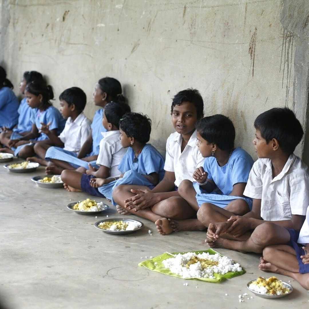 A Matter Of Dignity: In Madhya Pradesh, Midday Meals Will Now Be Served On Dining Tables