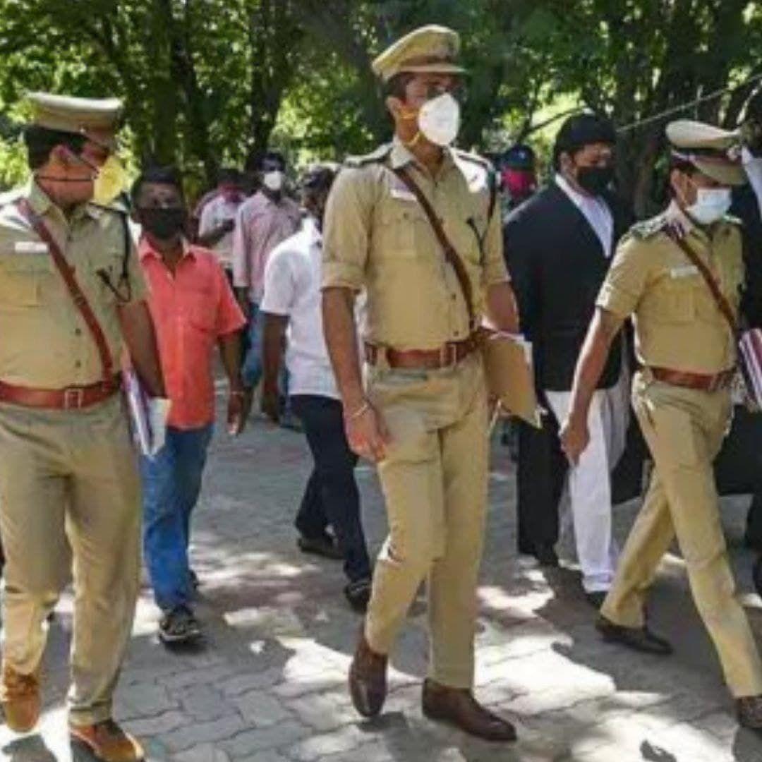 Cops In Tamil Nadu Arrest 3,325 History Sheeters In 52 Hours