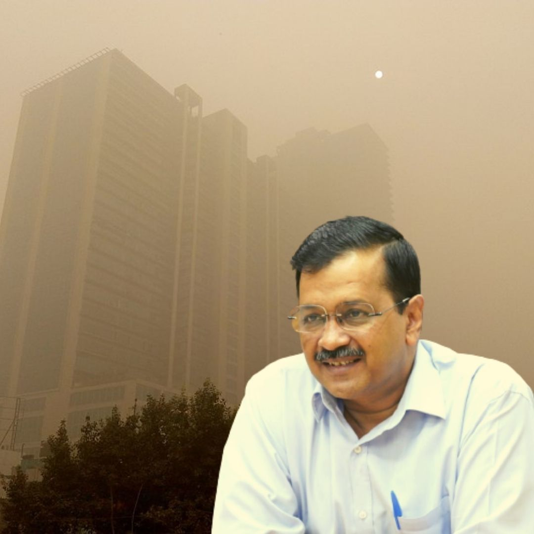 In A First, Delhi Govt Signs Pact With IIT Kanpur To Track Air Pollution Sources