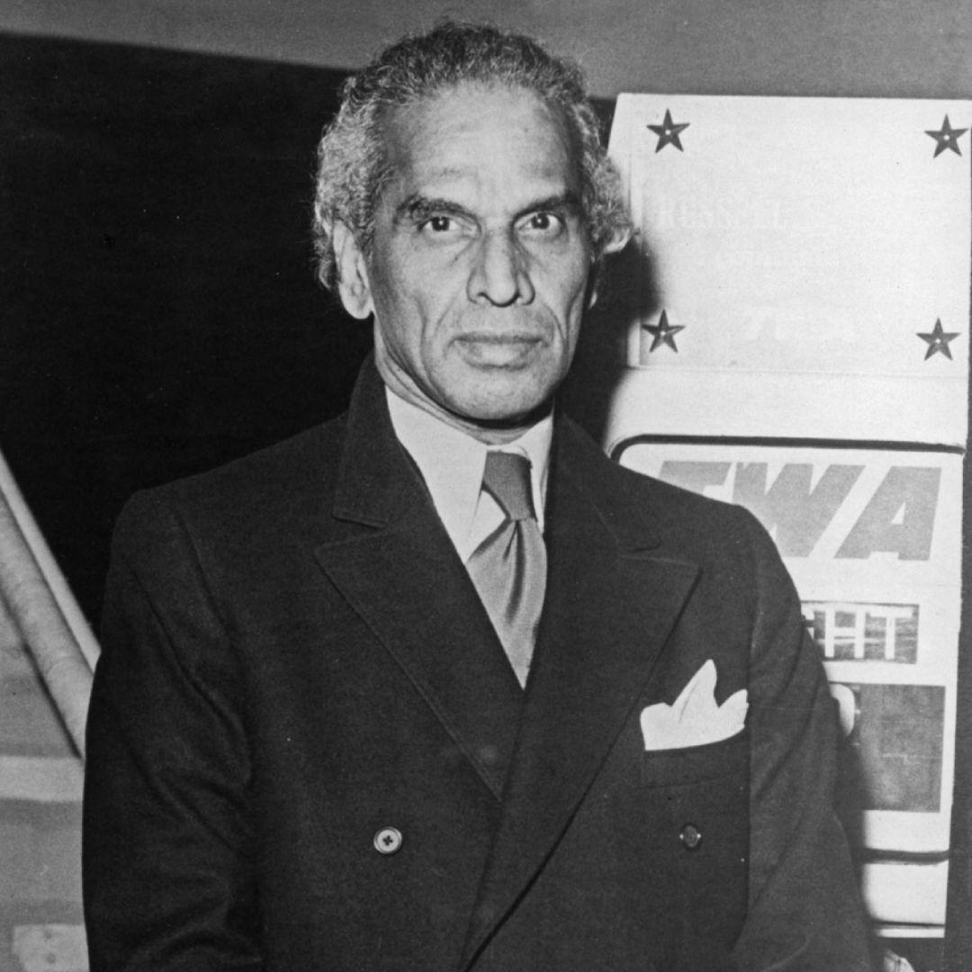 Remembering The Brilliant Speaker And Former Defense Minister VK Krishna Menon