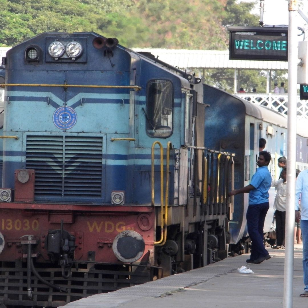 Indian Railways Provides Jobs To 2,800 Family Members Of Employees Who Succumbed To COVID