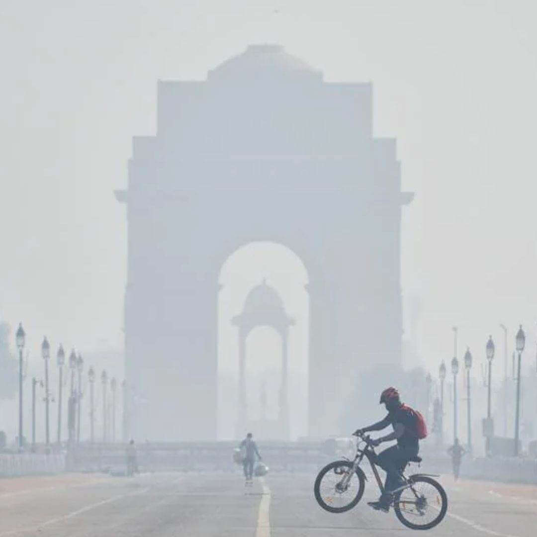 75% Of Children Have Breathlessness Problems In Delhi, Finds Study