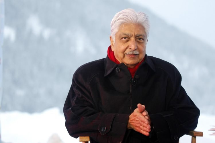 The Man Behind Wipro – Azim Premji
