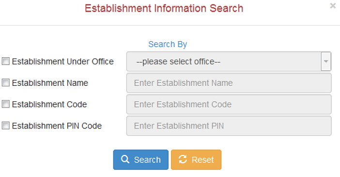 how-to-claim-epf-amount-establishment-information-search