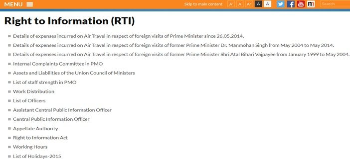 chief_minister_offices_rti_disclosures_rti