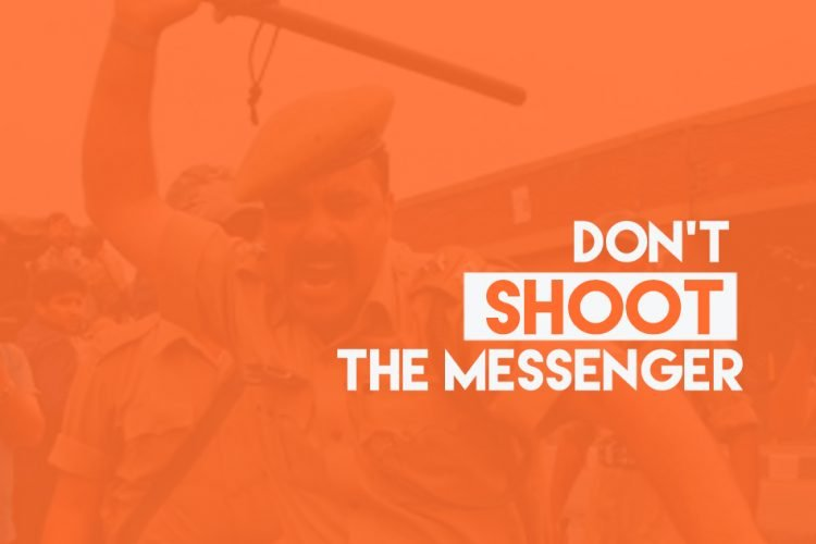 """don t shoot the messenger The question was - how did the phrase """"don't shoot the messenger"""" come about the phrase actually has two meanings the first one is not really appreciated."""