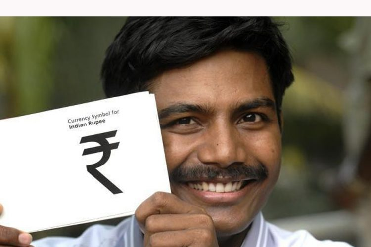 Meet The Man Behind The Indian Rupee Symbol The Logical Indian