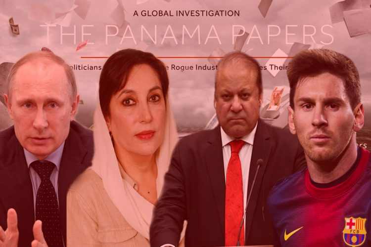Panama Papers Leak
