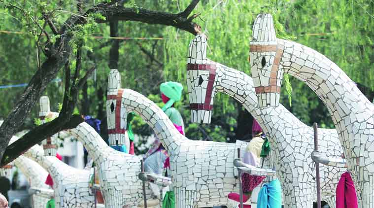 Remembering Iconic Rock Garden Creator Nek Chand Ji On His First