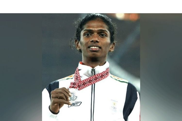 Santhi Soundarajan Athletic Coach