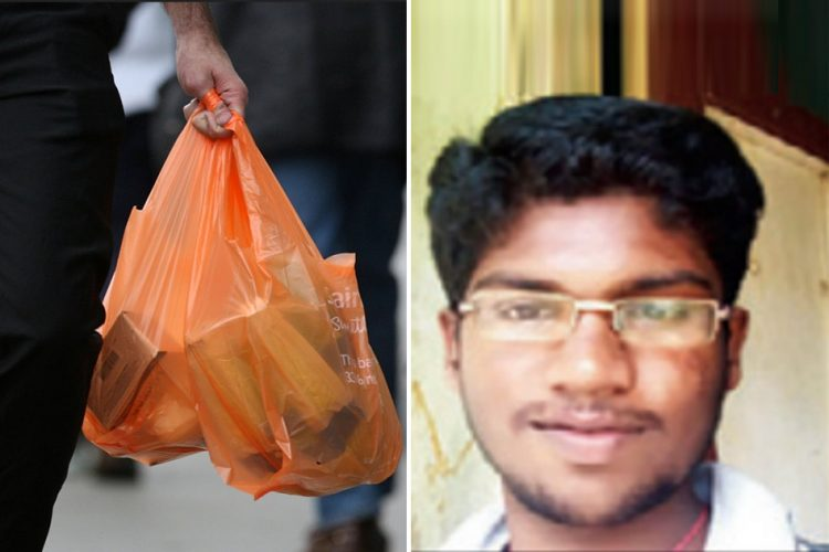 23-Year-Old Boy Commits Suicide To Seek Ban On Plastics
