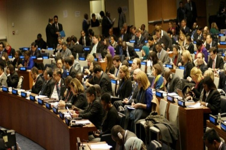 United Nation Votes Banning Nuclear Weapons