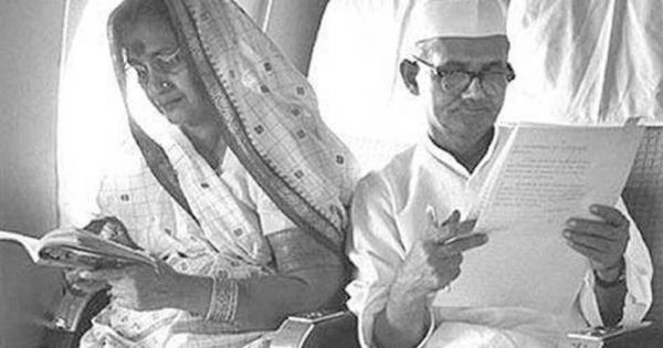 A Tribute To Late PM Lal Bahadur Shastri On His Death ...