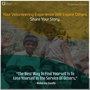 #VolunteerStories