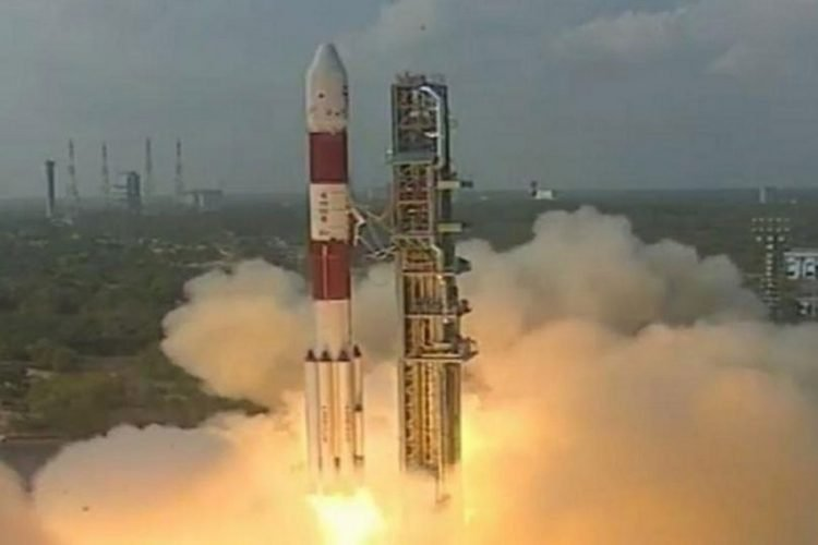 ISRO Launches 104 Satellites