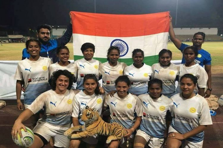 Indian Womens Rugby Team
