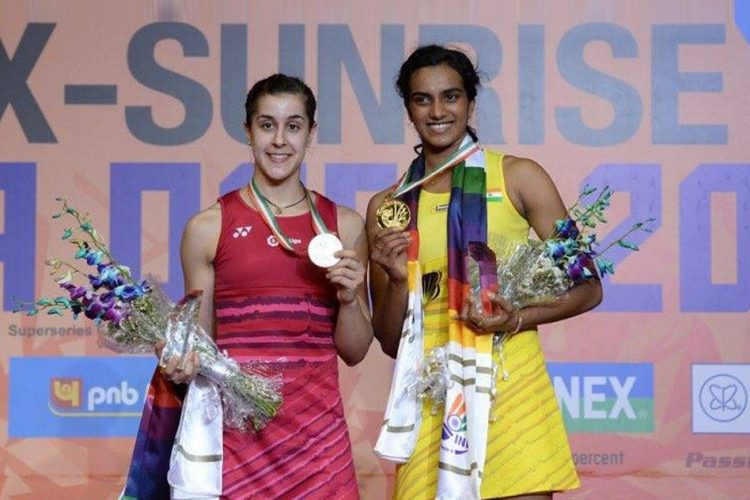 PV Sindhu Grabs The Indian Open