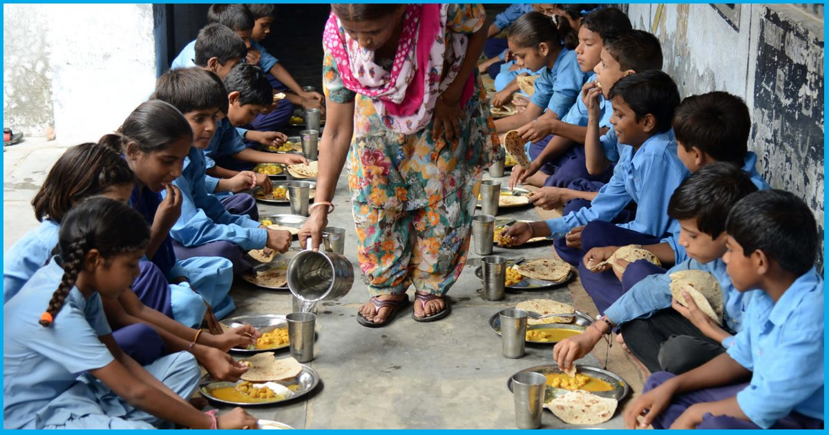 UP: Police Raids Find 160 KG Of Mid-Day Meals Ration For Kids Being Fed To Cows By Dairy Owner