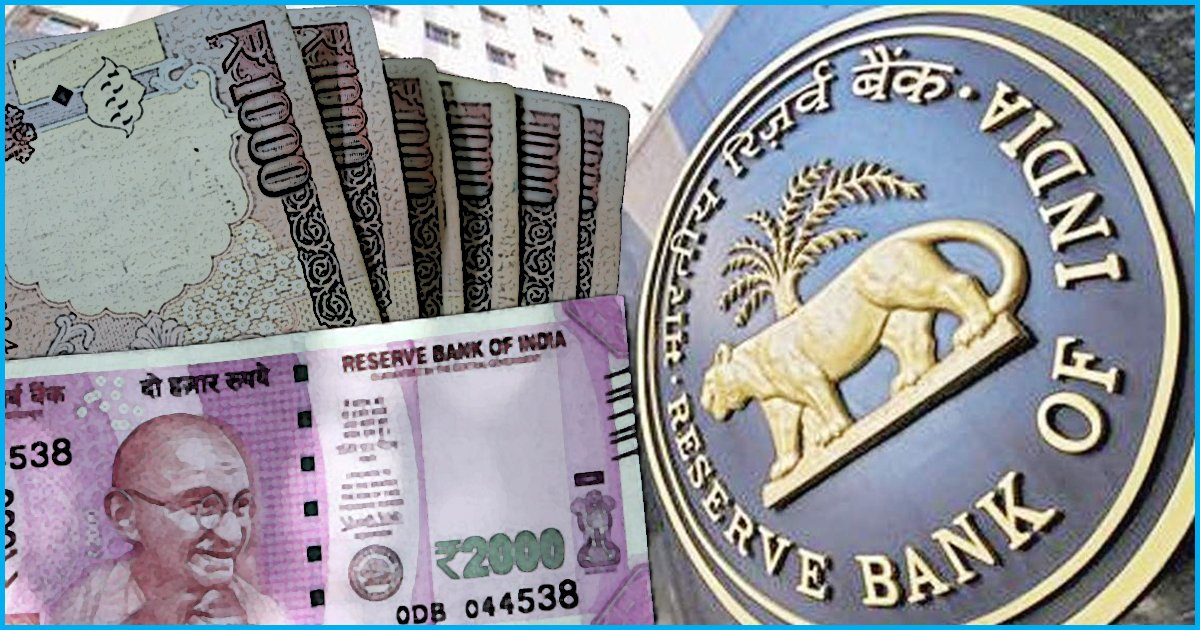 In An RTI Reply, RBI Claims To Have No Information On Black Money & Counterfeit Notes Post Demonetisation
