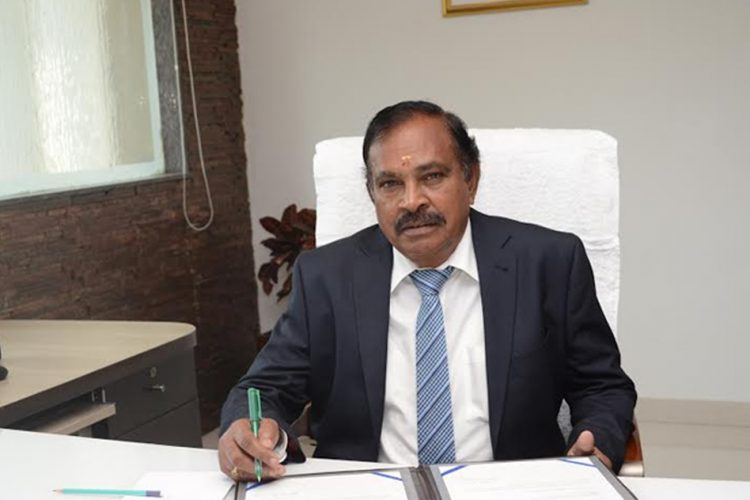 Bharathiar University Vice-Chancellor