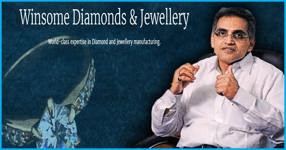 How Jatin Mehta Of Winsome Diamonds Pulled Off A Rs 7000 Cr Scam & Is Living Peacefully In Caribbean Islands