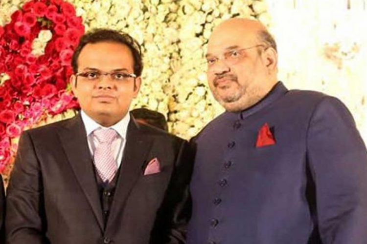 Image result for jay shah and amit shah