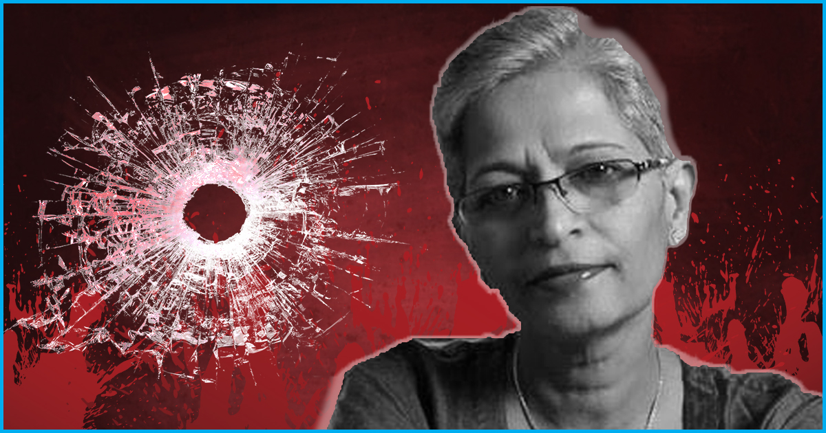 """""""I Was Told I Had To Kill Someone To Save My Religion."""" Gauri Lankesh Killer Confesses To Crime"""