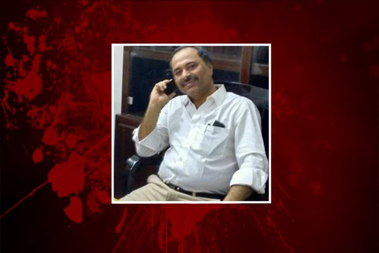 Lawyer Activist Ajit Nayak Brutally Murdered
