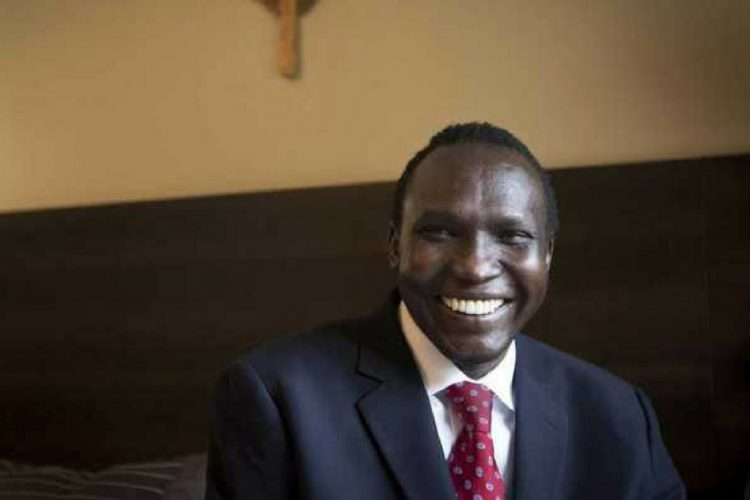 Bol Gai Deng: A Labourer In Sudan Is Contesting For Presidential Elections