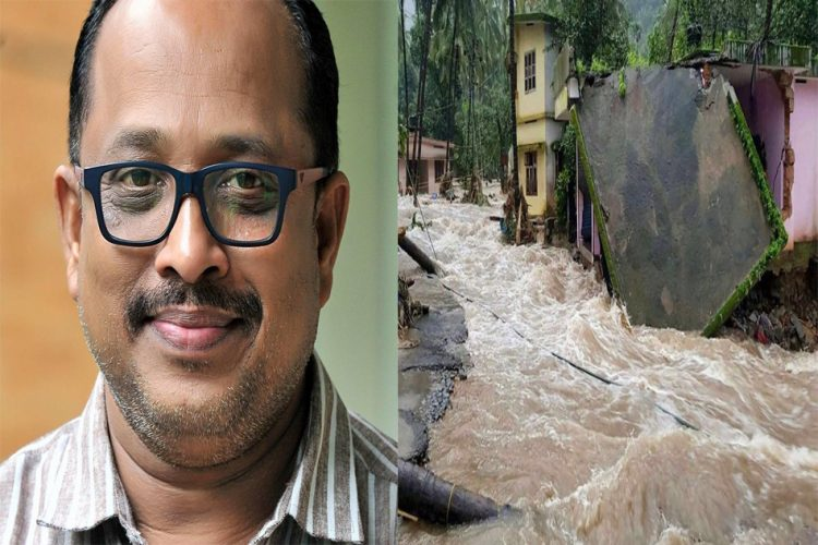 Journalist Kerala Floods