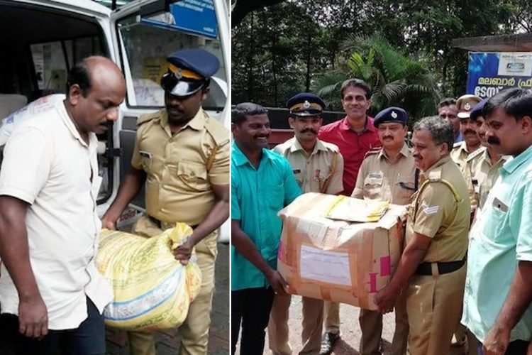 Donations For Kerala Flood Victims