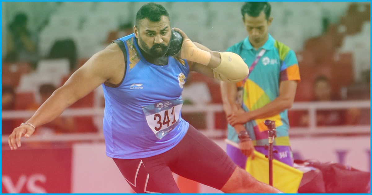 With Father Battling Cancer, Tajinderpal Wins Gold In Asian Games 2018