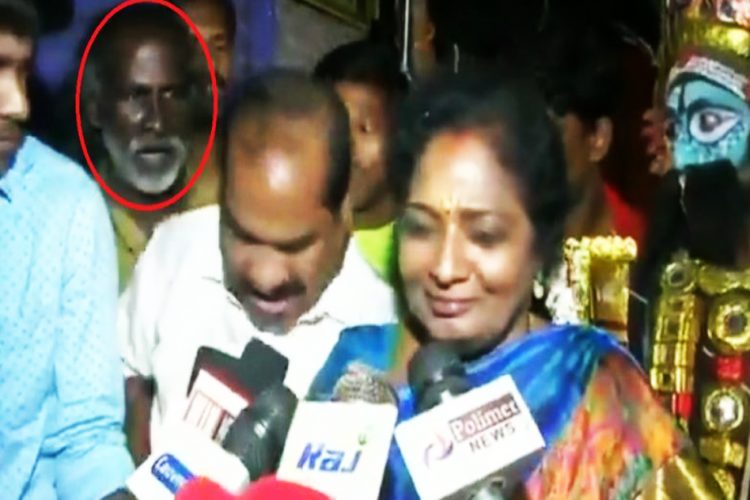 BJP Assaults Auto Driver