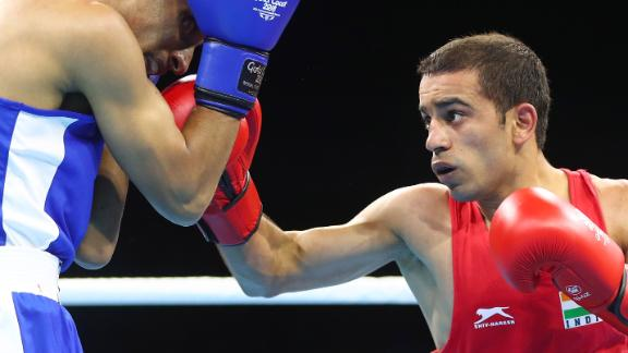 Amit Panghal bags gold in boxing