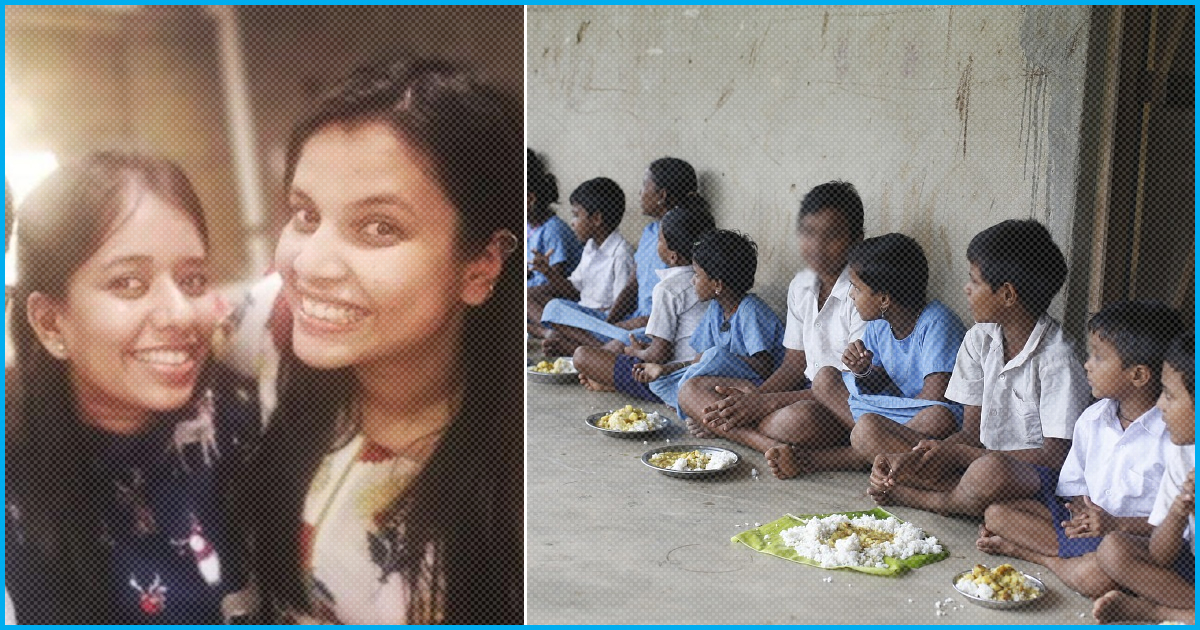 My Story: We Valued Food, If We Had Extra At Our Hostel Mess, We Would Distribute It Among Homeless Kids