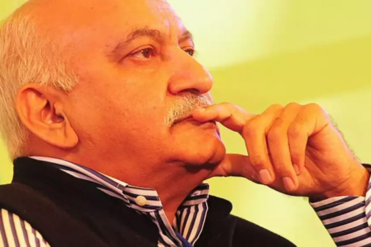 MJ Akbar Metoo