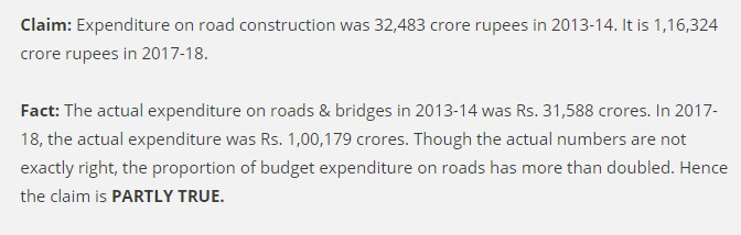 Govt Expenditure Construction
