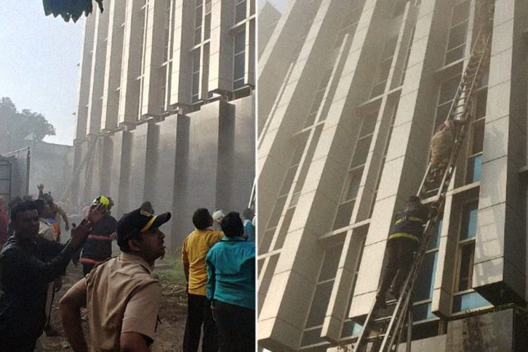 Mumbai Hospital Fire