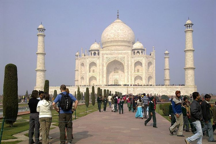 Taj Mahal Entry Fee