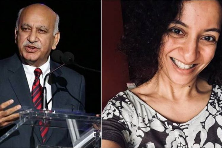 Me Too, MJ Akbar, Defamation Case