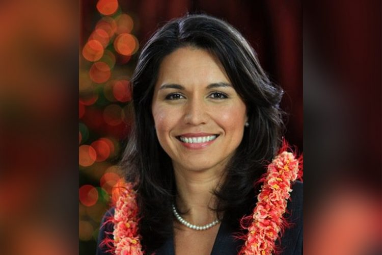 Tulsi Gabbard US Presidential Election